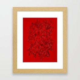 6-29-08 Framed Art Print