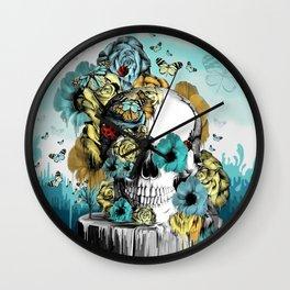 Key Largo Wall Clock
