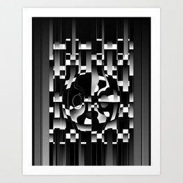 Is This The Amazement? Art Print