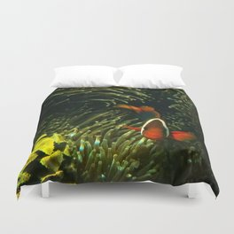Clowning Around Duvet Cover