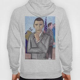 Barack obama the new president (early work) Hoody