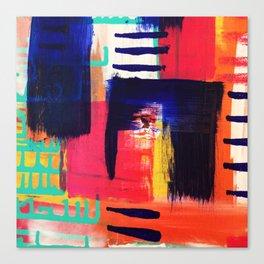 Rain 09 Canvas Print