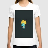 gumball T-shirts featuring Black SSJ Gumball by Miles Cameron