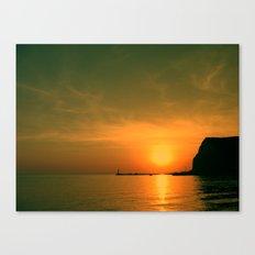 Morning Canvas Print