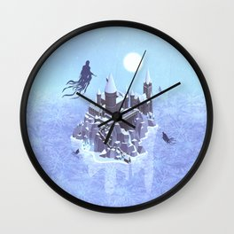 Hogwarts series (year 3: the Prisoner of Azkaban) Wall Clock