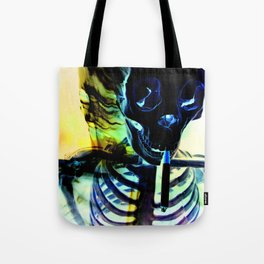 Smoking Kills  Tote Bag