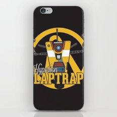Hyperion Claptraps iPhone & iPod Skin