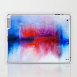 Fallen Clouds by Nadia J Art Laptop & iPad Skin