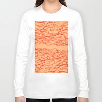 cars Long Sleeve T-shirts featuring Cars by David King