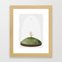 Micro Day Framed Art Print