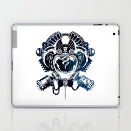 ZAUN Crest - League of Legends Laptop & iPad Skin