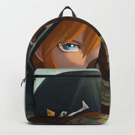 Link botw Artwork Backpack