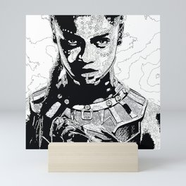Shuri Mini Art Print