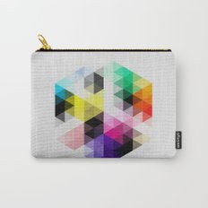 Geo Hex 01. Carry-All Pouch