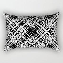 Geometric pattern. Elsa .1 Rectangular Pillow