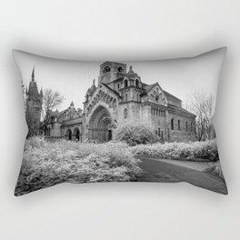 Infrared world - Budapest, Hungary Rectangular Pillow