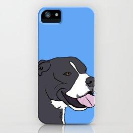 Cash The True Bluenose Pit Bull iPhone Case
