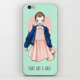Strange Things - Eleven iPhone Skin