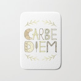 Carbe Diem Bath Mat