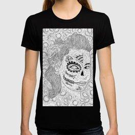 Sugar Skull Ink  T-shirt