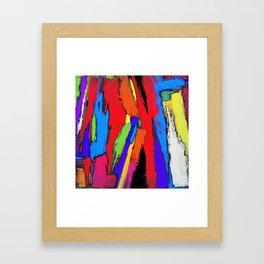 Rockcracker Framed Art Print
