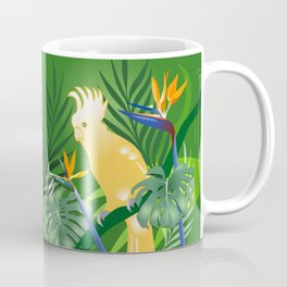 Cockatoo Paradise Coffee Mug