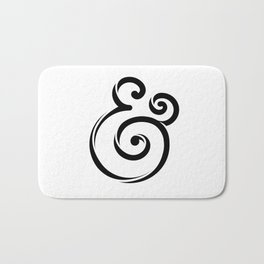 InclusiveKind Ampersand Bath Mat