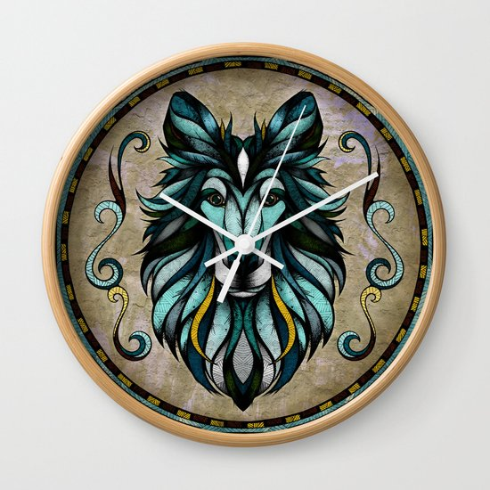 Believe Wall Clock