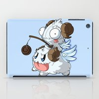 invader zim iPad Cases featuring Invader Poro Pix by HelloTwinsies