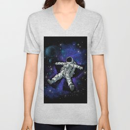 Dream Astronaut Unisex V-Neck