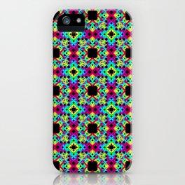 Geometric Colors 2 iPhone Case