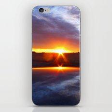 'Prarie Sunrise' iPhone Skin