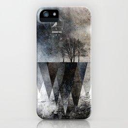 TREES over MAGIC MOUNTAINS I iPhone Case