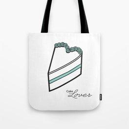Cake lover Tote Bag
