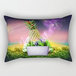 Pineapple Express Rectangular Pillow