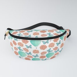 Fly Away With Me Pattern Fanny Pack