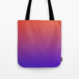 STEAM SCENE - Minimal Plain Soft Mood Color Blend Prints Tote Bag