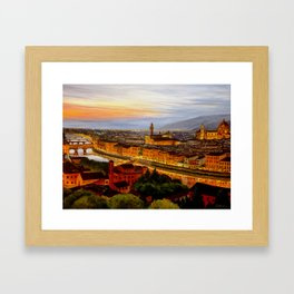 Florence Itly Framed Art Print