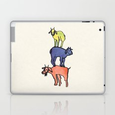 3 Billy Goats Up Laptop & iPad Skin