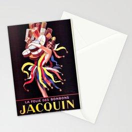 Vintage poster - Jacquin Stationery Cards