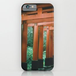 Fushimi Inari iPhone Case