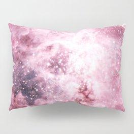 Pink Tarantuala Nebula Core Pillow Sham