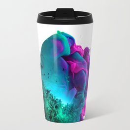 Peaceful Girl Travel Mug