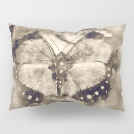 Butterfly lady Pillow Sham