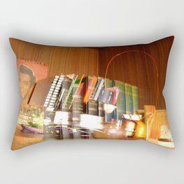 Kid Galahad Rectangular Pillow