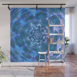 Lily Swarm Wall Mural