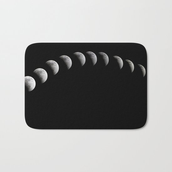 Eclipse Lune Bath Mat
