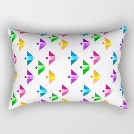 Stay In School! Rectangular Pillow
