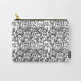 Oh Shih Tzu Carry-All Pouch