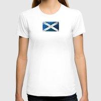 scotland T-shirts featuring Scotland by Arken25